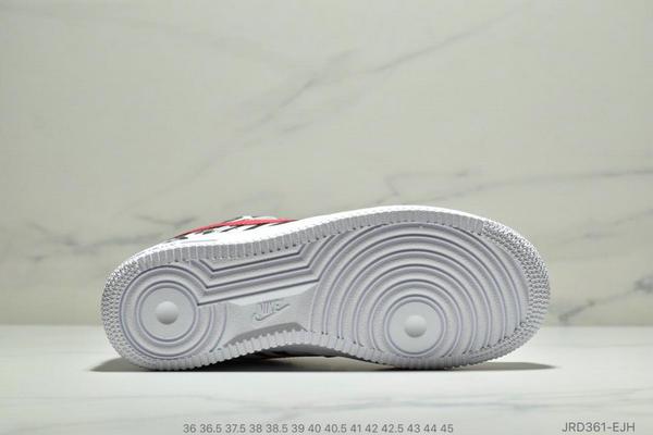 5656806d45848a901dab0cf750c171be - Nike WMNS Air Force 1 LX,斑點豹紋元素 情侶款 白黑紅