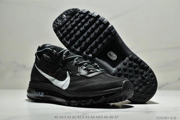58d620d18e4fc8ed8a9597c271c63593 - Nike React Element 87全新演繹注入Max 2019 氣墊 男款 黑白