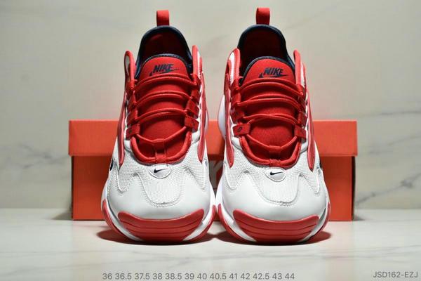 5e17e26eac6135693a8fd3134475020b - Nike Zoom +2K Sneaker White/Black Zoom 2000復古百搭老爹慢跑鞋 男女款 白紅黑