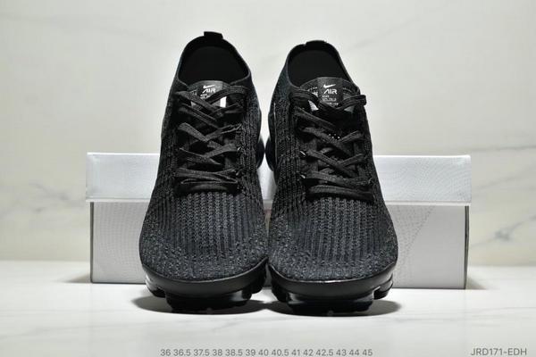 60392bc2762118f3d1c12ee382425944 - Nike Air VaporMax Flyknit W 3.0三代大氣墊百搭休閒運動慢跑鞋 情侶款 黑色