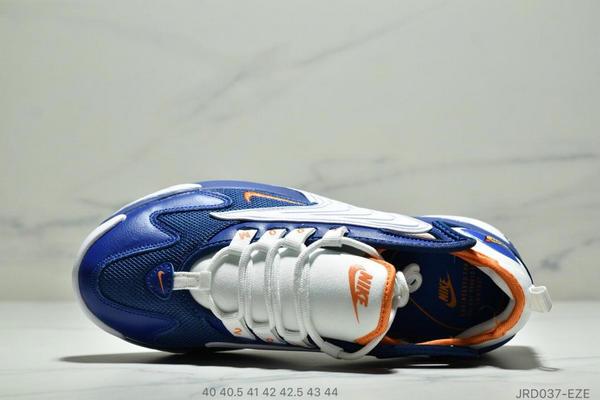 626e3e8888e6435d799af9b476893e1e - Nike Zoom +2K Sneaker White/Black Zoom 2000復古百搭老爹慢跑鞋 男款 白寶藍黃