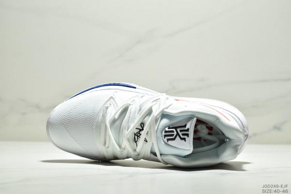 64bedff2da4e6f0035b58a40b9cce2ed - Nike KYRIE 5 EP 艾文5代 內建氣墊 實戰籃球鞋 男鞋 白橘