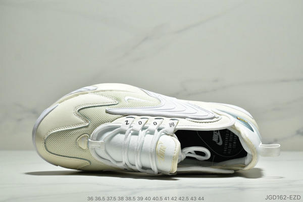 6534beb4d170a2741f64f4b8af94be6d - Nike Zoom +2K Sneaker White-Black Zoom 2000復古百搭老爹慢跑鞋 如圖