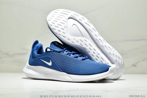 65bdab1812fc937c03fbc32912dbfbcf - NIKE VIALE 倫敦5代 輕便男女減震文化運動休閒鞋 深藍白