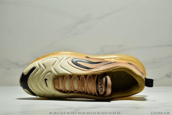 66191051837160a56681e3d1730fb01a - Nike Air 720太空大氣墊前衛運動慢跑鞋 情侶款 黃黑