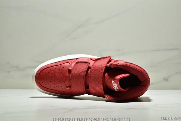 663b78f4468c2178db35467e20b15cba - NIKE Air Jordan 1 Retro Hi Double Strap 一代 雙魔術貼 無鞋帶 高幫 籃球鞋 男女款