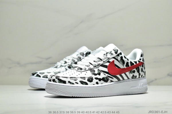 68ac951db6298d2fc9aaabf5e152df89 - Nike WMNS Air Force 1 LX,斑點豹紋元素 情侶款 白黑紅