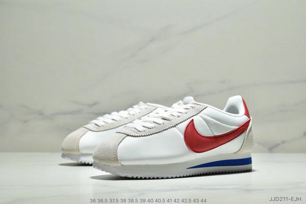 6a9dbb3c93279fb2d88a10e96788b7e3 - Nike Classic Cortez Betrue 阿甘 復古跑鞋 情侶款 白灰紅