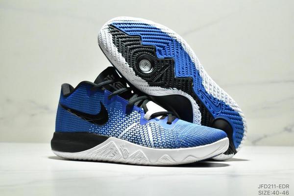 6bc46a89f88df9a98c5f24fd1b88e9e6 - Nike KYRIE FLYTRAP II EP男子籃球鞋 戰靴 男款 寶藍白黑