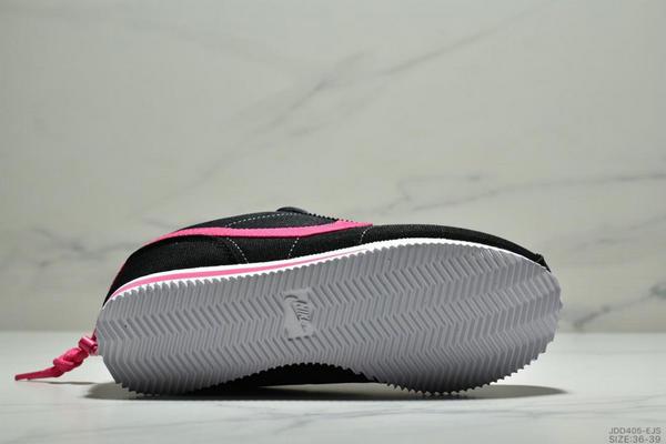 6bdae443f548534c1df472b06d5fbdbf - Nike Cortez Kenny IV 110E2022聯名 全新阿甘一腳蹬設計 運動休閒慢跑鞋 女鞋 黑桃紅