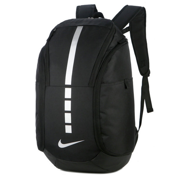 7437fd2c9ce316d1448f9d978c1012bb - Nike 跑車設計 流線型大容量雙肩包揹包 運動健身揹包 訓練包 黑白