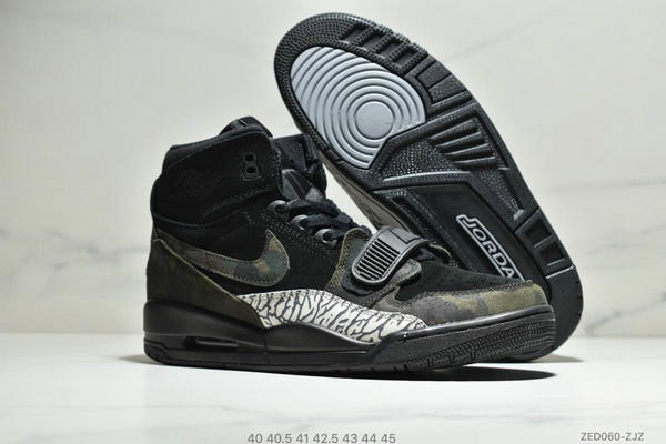 7835d33bcf12152a94a398ec5ee14bbb - NIKE Air Jordan  Legacy 312 NRG Pure white 男款 黑灰