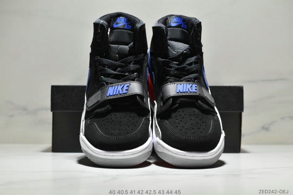 7977efb020573a113f8155202d4b5881 - NIKE Air Jordan  Legacy 312 NRG Pure white 男款 黑灰寶藍