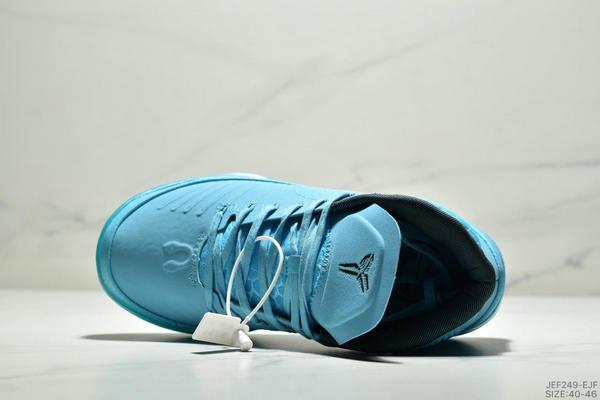 7bbccbd6df90308a311b296fcf61cd34 - NIKE KOBE AD EP科比實戰籃球鞋運動鞋 男款 湖藍