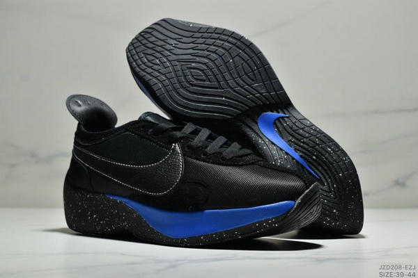 8284cd928eef654ea9ed5f7d79c3c609 - Nike Moon Racer 阿甘登月馬拉鬆 男子休閒跑步鞋 黑色
