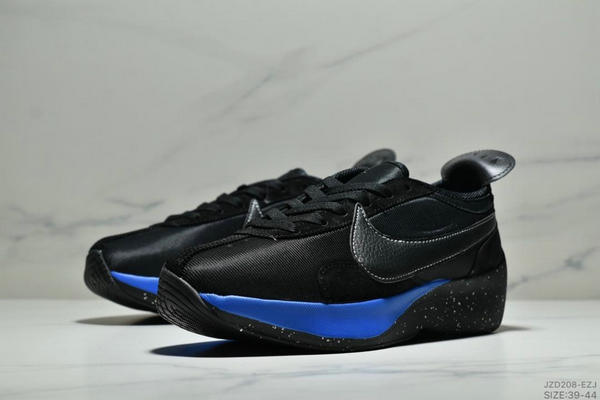 875b5b2bebd5c4158a04a4a245bb6e94 - Nike Moon Racer 阿甘登月馬拉鬆 男子休閒跑步鞋 黑色