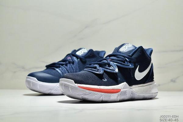 8c1d908addba71a53887143e720adc4e - Nike KYRIE 5 EP 歐文5代 內建氣墊 實戰籃球鞋 男款 深藍白