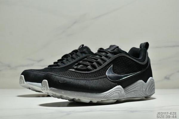 8f999c758f69b0fb945a15fa93df94d3 - NIKE ZOOM SPRDN 運動 慢跑鞋 網面 透氣 舒適緩震 男鞋 黑銀