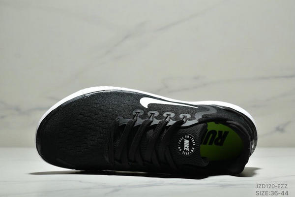 91ebd3f07f98f9777d5e8c3418fabbc8 - NIKE FREE RN 輕便網面透氣慢跑鞋 男女款 黑白