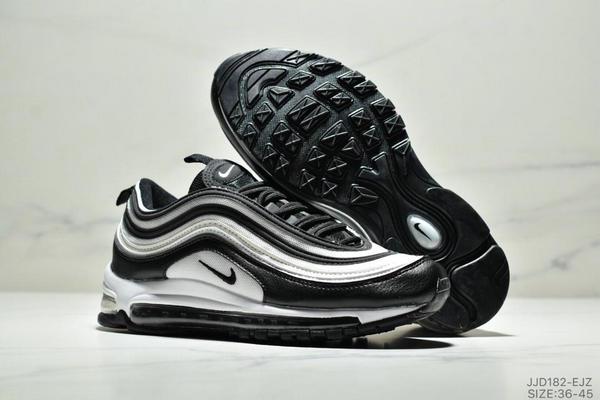 936e4e4f9ffcfa9997ab1bcba6769c41 - NIKE AIR MAX 97 OG UNDFTD 97復古全掌小氣墊減震跑鞋 情侶款 白黑