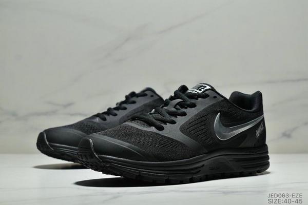94e2ee6f177920ea358c645df49dc6fa - NIKE ZOOM VOMERO+8 登月編織飛線運動休閒鞋 男鞋 黑銀