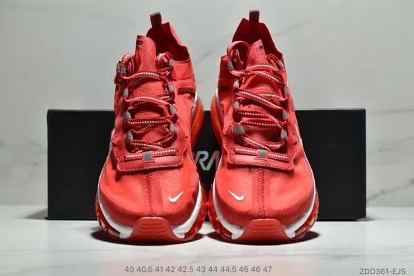 95ae663ed03147d8785c2566b40a47b3 - Nike React Element 87全新演繹注入Max 2019 氣墊 男款 紅白