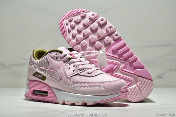 965ed00e0348b252ae4435901c1d3a26 - Nike Air Max 90 HAVE A NIKE DAY 女子跑鞋 櫻花粉