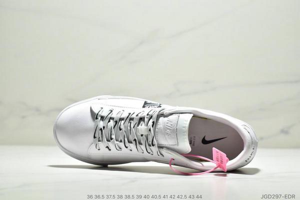 9eb9fe5b4a02b54ca025b937e6a8d5c9 - Nike Blazer Low SE 開拓者休閒運動板鞋 情侶款 白黑