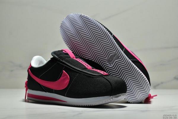 ac4697ffc3f298e8ad52da524ab555cd - Nike Cortez Kenny IV 110E2022聯名 全新阿甘一腳蹬設計 運動休閒慢跑鞋 女鞋 黑桃紅