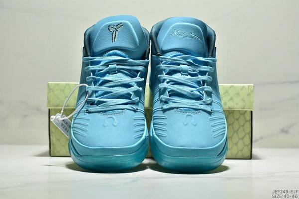 acaf33e7cfc2e2b4618ae4e4779bf804 - NIKE KOBE AD EP科比實戰籃球鞋運動鞋 男款 湖藍