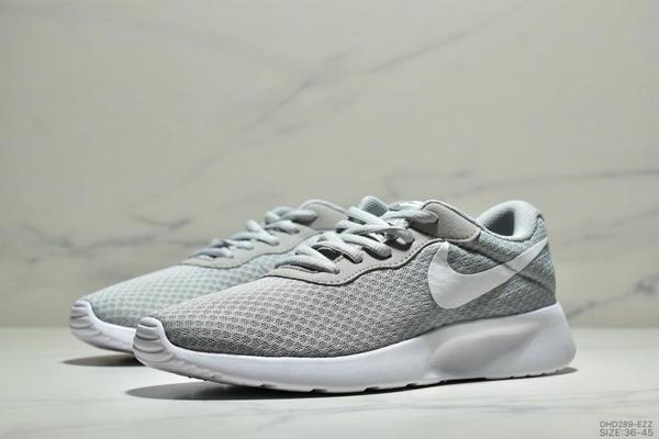 b0a61e4614f6671d0b877206332bc288 - Nike Wmns Tanjun SE 倫敦三代 尼龍韌性透氣網面 男女鞋 灰色