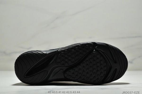 b23215b30796d568b6d1559fa17e4518 - Nike Zoom +2K Sneaker White/Black Zoom 2000復古百搭老爹慢跑鞋 男款 全黑
