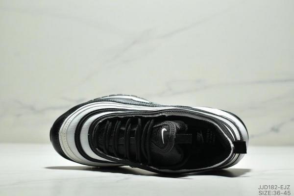 b30fc68ea311912ab77b9fe515555f7c - NIKE AIR MAX 97 OG UNDFTD 97復古全掌小氣墊減震跑鞋 情侶款 白黑