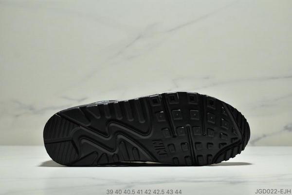 b4851794b8d6484a901fb45ce6aaf85e - Nike Air Max 90 Essential 復古氣墊休閒跑鞋 男款 黑灰白