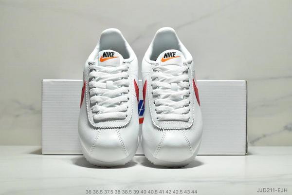 b6fcbba25e2859705e1b274aba4f2722 - Nike Classic Cortez Betrue 阿甘 復古跑鞋 情侶款 白紅
