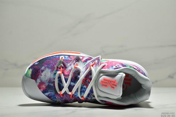 b7d618a14d4201f6dc8b09aebfa00b78 - NIKEWMNS NIKE KYRIE 5 PE 籃球鞋 女鞋 如圖