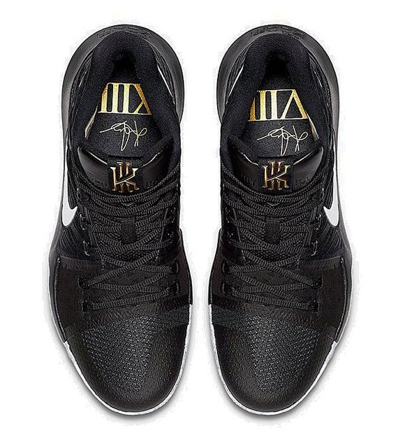 """b8a78b201821859bd2f9d8644a36c815 - Nike KYRIE 3 """"BHM"""" 黑人月 厄文 男鞋 852415-001"""