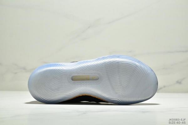 bb3905e0b49f858b4058907122d3250a - Nike Zoom KD11 EP 杜蘭特11代 編織鞋面 男子實戰籃球 休閒運動鞋 黑白金