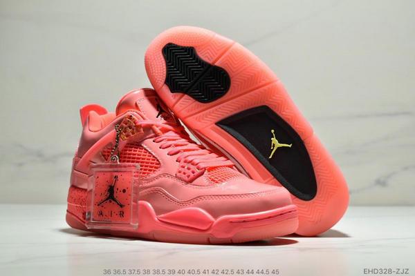 bc5dc49a47e28d264d9e538f678e9faa - NIKE Air Jordan 4 Retro NRG AJ4喬4 粉紅糖果 情侶款
