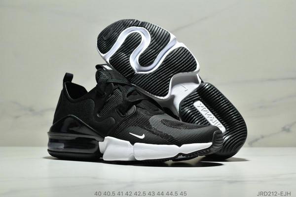 c458e2746dd224475b0f192230c9e1ff - Nike Air Max 春季新款 後置半掌氣墊運動減震跑步鞋 男款 黑白