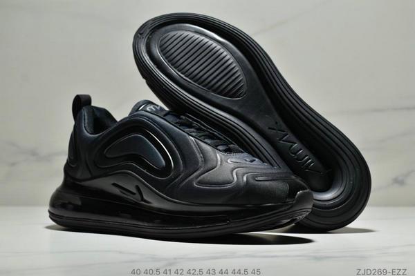 c6261efdc182fac9b6be236fda4d83a2 - Nike Air Max 720 天眼 氣墊部分 男款 黑色