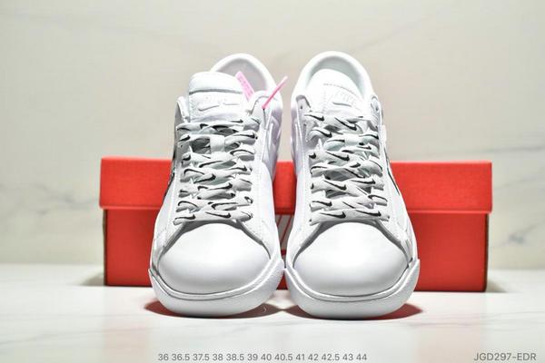 cc98eee47e1b3cacb0a553f88b1814d4 - Nike Blazer Low SE 開拓者休閒運動板鞋 情侶款 白黑
