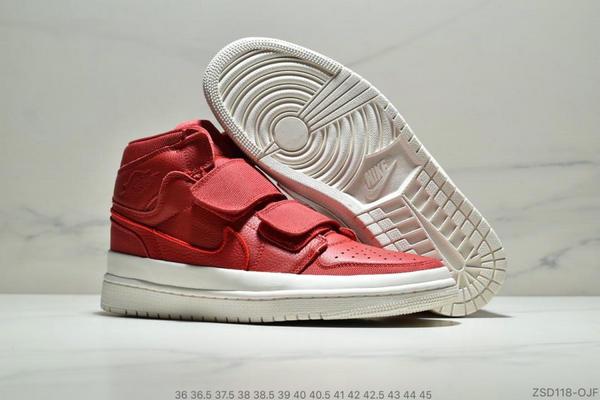 cce5d9963a4a0bd13cfa9ad216219a7e - NIKE Air Jordan 1 Retro Hi Double Strap 一代 雙魔術貼 無鞋帶 高幫 籃球鞋 男女款