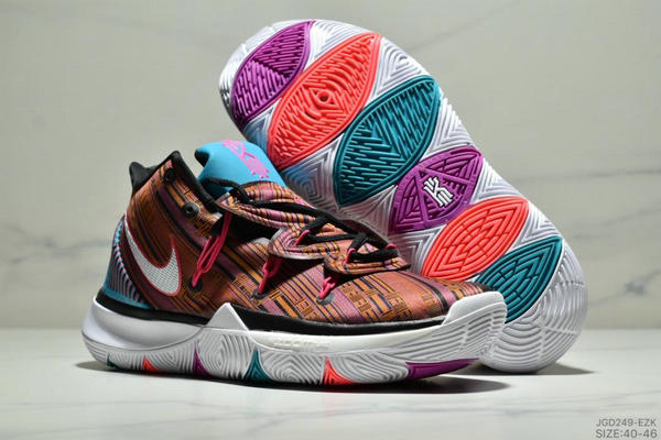 ceca9267280a7863316a4b36a7bd0736 - Nike Kyrie 5 Bhm 54S3211 歐文5室內實戰休閒運動籃球鞋 男款 如圖