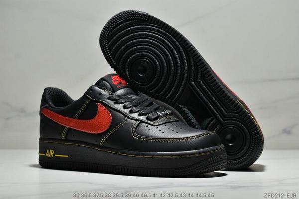 cf7e4d725ffa3d6bff680246fd065ab0 - VLONE x Nike Air Force 1 之市售版空軍一號陳冠希超限量VLONE簽名版 低幫聯名款 情侶款 黑紅