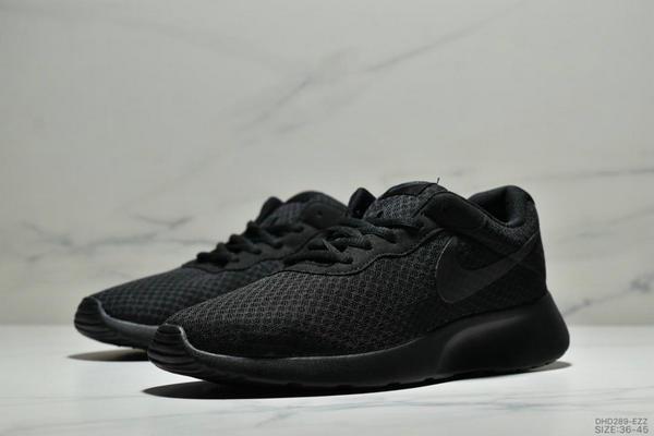 d34659514dc845448f76f0006466a54f - Nike Wmns Tanjun SE 倫敦三代 尼龍韌性透氣網面 男女鞋 全黑
