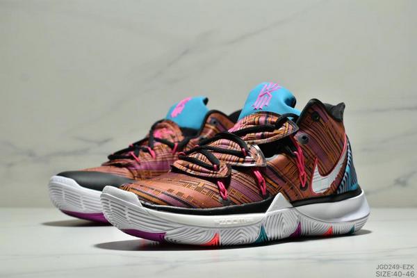 d3bab2196844fdaf7fddf4552ab63eb1 - Nike Kyrie 5 Bhm 54S3211 歐文5室內實戰休閒運動籃球鞋 男款 如圖