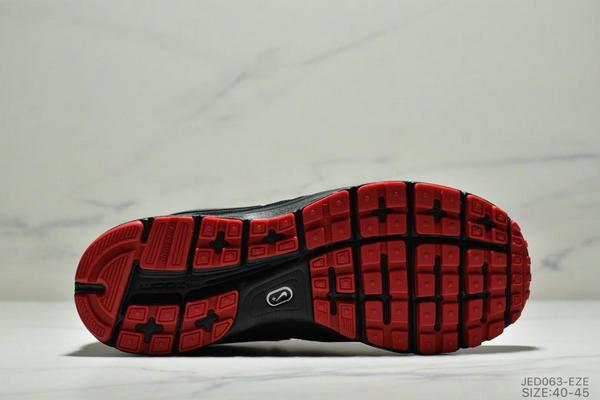 d6bad3baf528da248163857b4614094a - NIKE ZOOM VOMERO+8 登月編織飛線運動休閒鞋 男鞋 黑紅