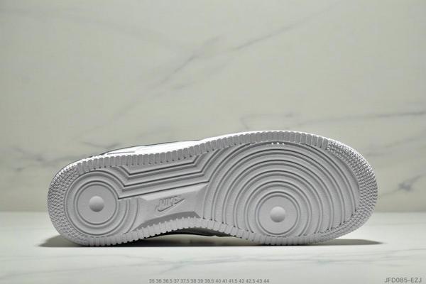 d704e055b000b33d9274edd9a22dc86a - Nike Air Force 1 07 空軍一號經典百搭板鞋 白灰 男女款