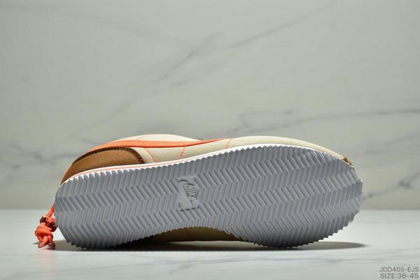 db83532d749c2b1207fa2449533af1aa - Nike Cortez Kenny IV 110E2022聯名 全新阿甘一腳蹬設計 運動休閒慢跑鞋 男女鞋 黃橘